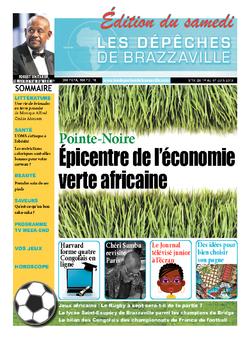 Les Dépêches de Brazzaville : Édition du 6e jour du 01 juin 2013