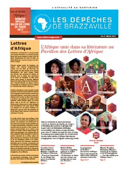 Les Dépèches de Brazzaville : Edition spéciale du 24 mars 2017