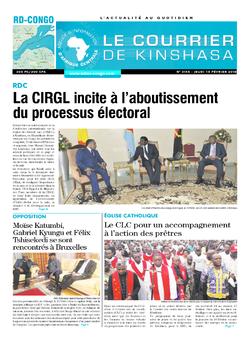 Les Dépêches de Brazzaville : Édition du 6e jour du 17 février 2018