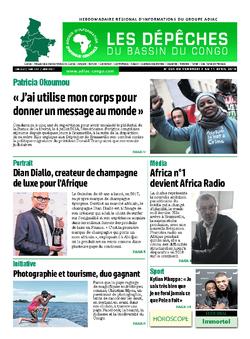 Les Dépêches de Brazzaville : Édition du 6e jour du 06 avril 2019