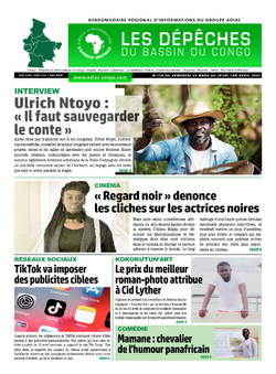 Les Dépêches de Brazzaville : Édition du 6e jour du 27 mars 2021