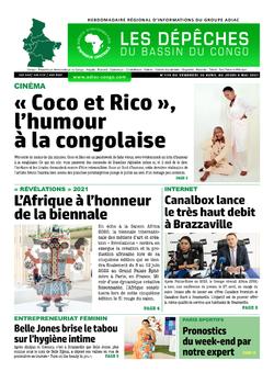 Les Dépêches de Brazzaville : Édition du 6e jour du 01 mai 2021