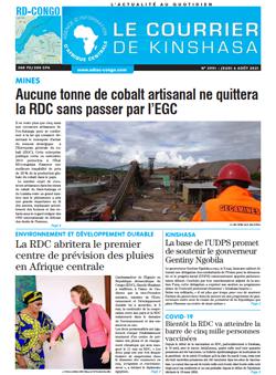 Les Dépêches de Brazzaville : Édition brazzaville du 10 mai 2021