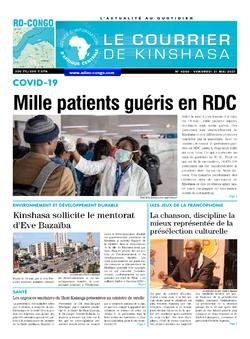 Les Dépêches de Brazzaville : Édition brazzaville du 21 mai 2021