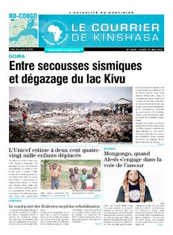 Les Dépêches de Brazzaville : Édition brazzaville du 31 mai 2021